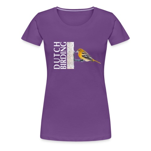 baltimoretroepiaaltshirtwit - Vrouwen Premium T-shirt