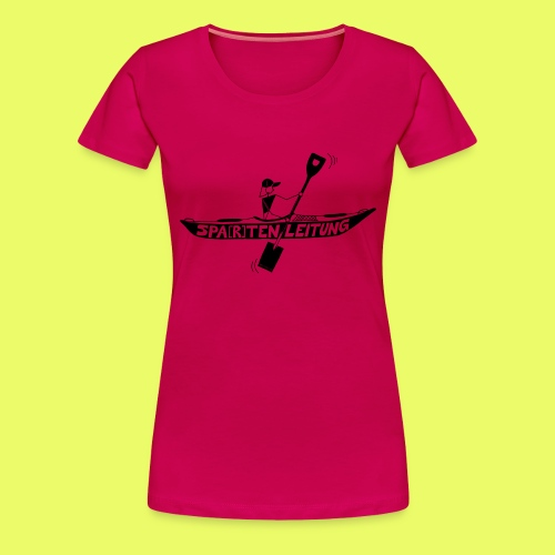 Kajak Spartenleitung - Frauen Premium T-Shirt