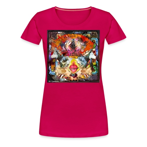 001 - Vrouwen Premium T-shirt