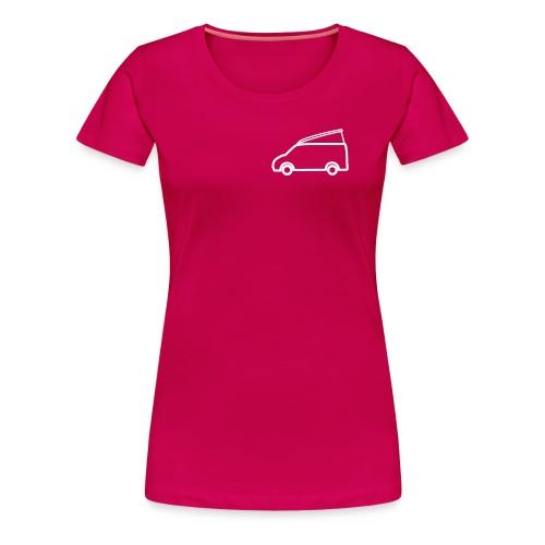 Nuggetforum Aufstelldach - Frauen Premium T-Shirt