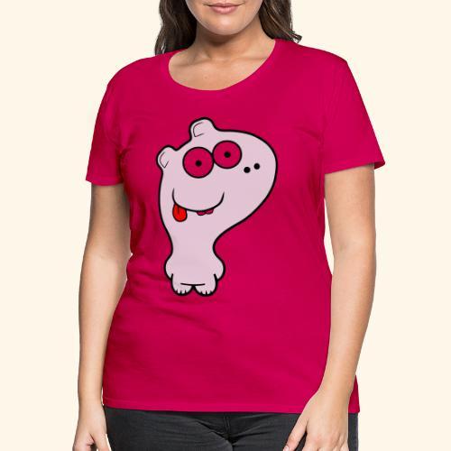 little Monster - Frauen Premium T-Shirt