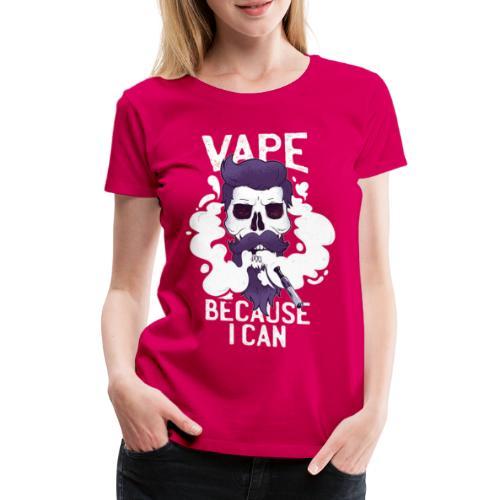 Vape - MOMO - Frauen Premium T-Shirt