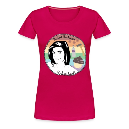 muchael - Frauen Premium T-Shirt