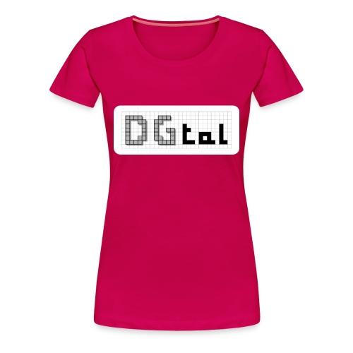 dgtalok - T-shirt Premium Femme