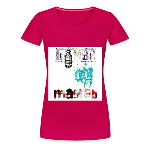 BOMBE DU MAGREB - T-shirt Premium Femme