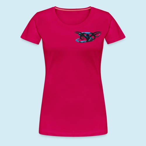tribal schlang - Frauen Premium T-Shirt