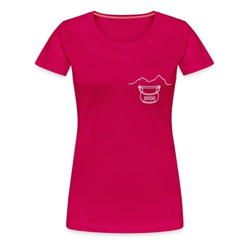 chesselverein ohne text - Frauen Premium T-Shirt