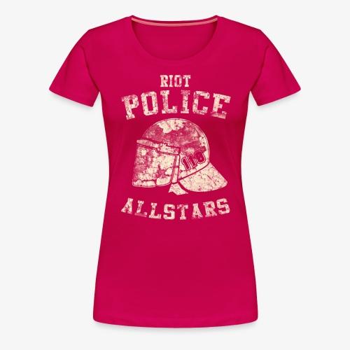 allstars - Frauen Premium T-Shirt