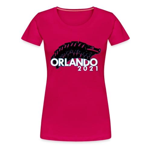Orlando 2021 - Women's Premium T-Shirt