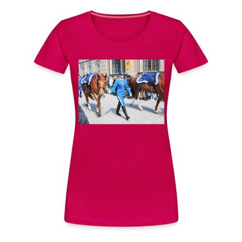berhogvakt 20150530 046-MCAA - Premium-T-shirt dam