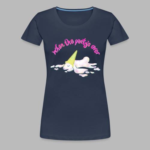 Zonked - Women's Premium T-Shirt