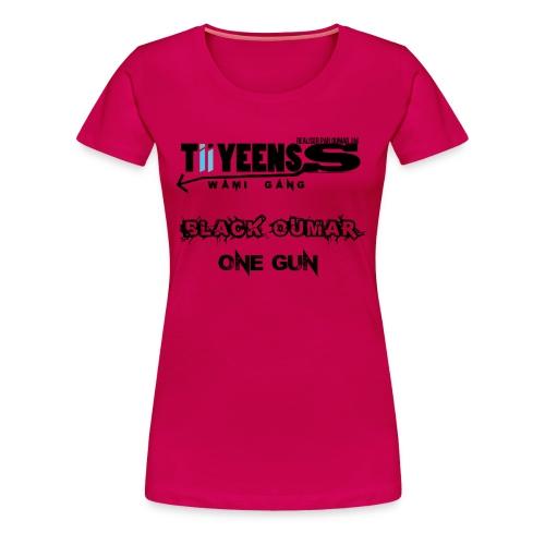 TiiYeens - T-shirt Premium Femme