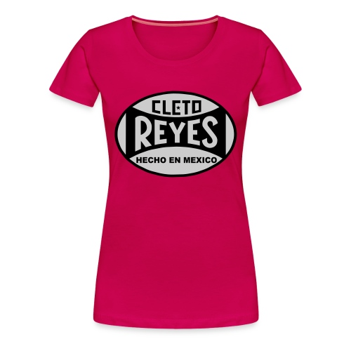 reyes2colourshat - Women's Premium T-Shirt