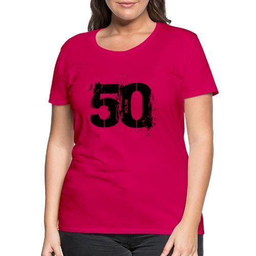Motiv_City_Köln_50 - Frauen Premium T-Shirt