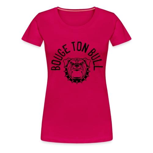 BTB-noir-13 - T-shirt Premium Femme