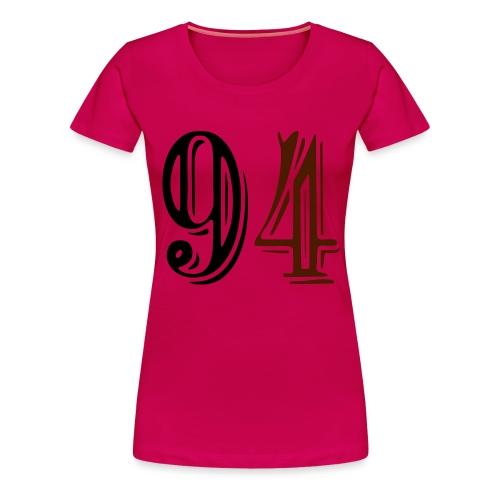 Swagg Dept. 94 - T-shirt Premium Femme