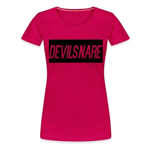 Devilsnare555's blood red hoody - Women's Premium T-Shirt