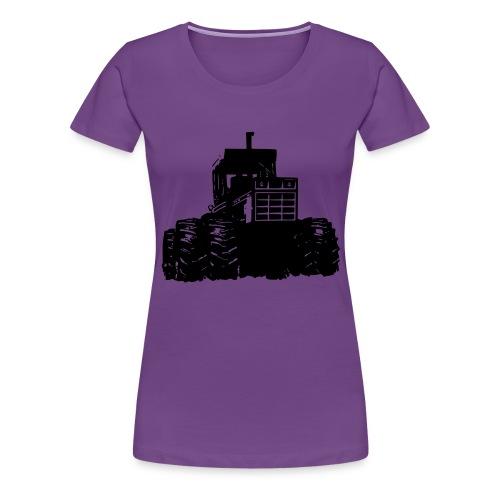 IH 4WD Tractor - Women's Premium T-Shirt