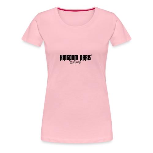 Logo_1 - T-shirt Premium Femme