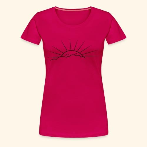 Sunny Smile - Women's Premium T-Shirt