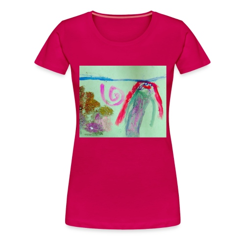 Magic Eyes - Women's Premium T-Shirt