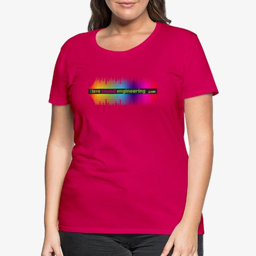 Mix 002 - Camiseta premium mujer