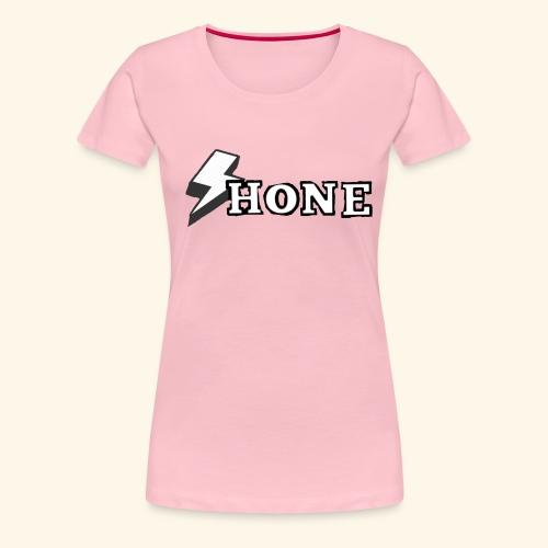 ShoneGames - Women's Premium T-Shirt