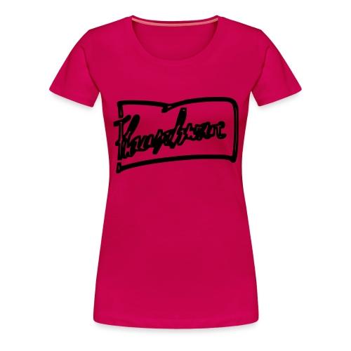 Flauschware - Frauen Premium T-Shirt