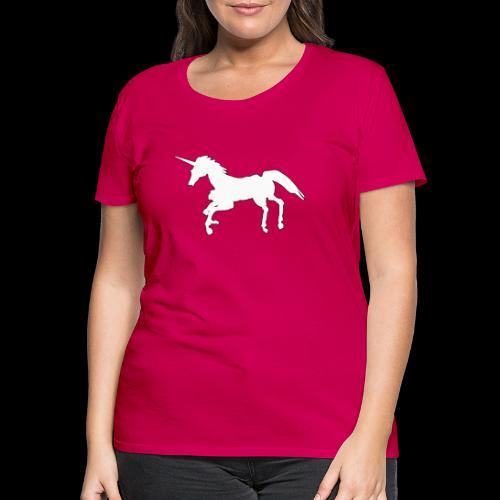 PC 38 el unicornio - Camiseta premium mujer