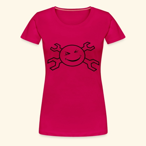 logo_atp_black - Women's Premium T-Shirt