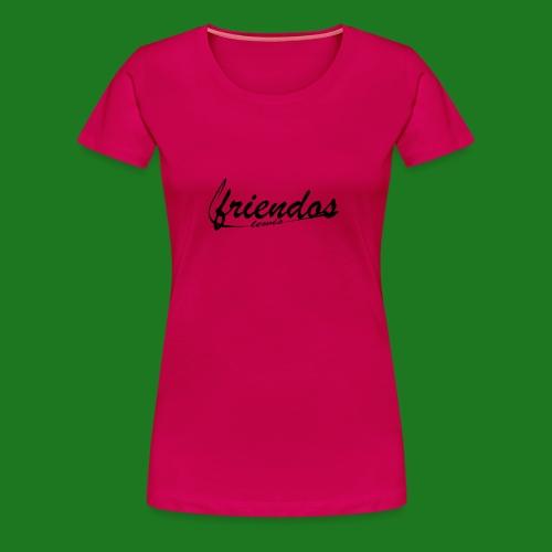 Mannen baseball t-shirt Friendos - Vrouwen Premium T-shirt