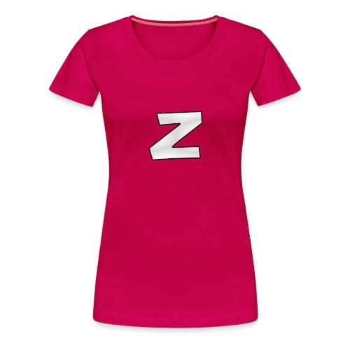 Zyro 2 - Women's Premium T-Shirt