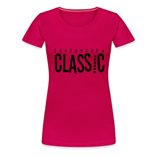 CPH Classic hættetrøje | Mænd - Dame premium T-shirt