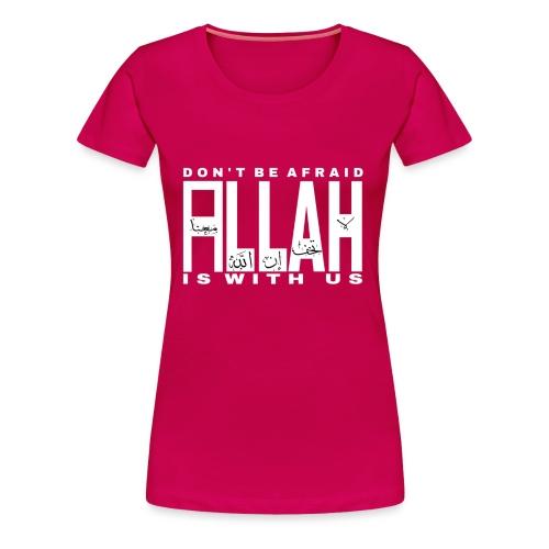 ALLAH - T-shirt Premium Femme