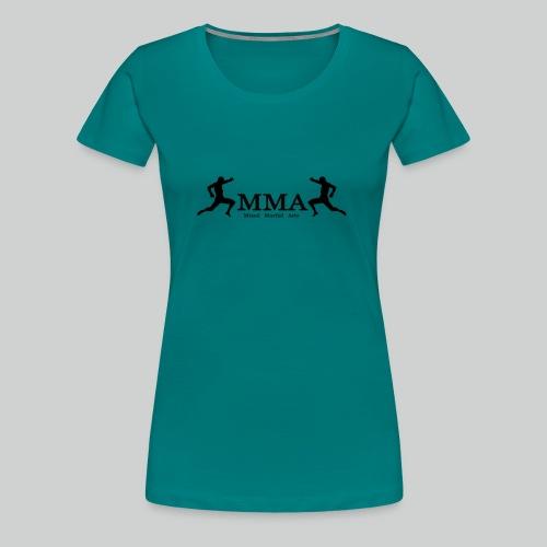 MMA Fighters - Frauen Premium T-Shirt