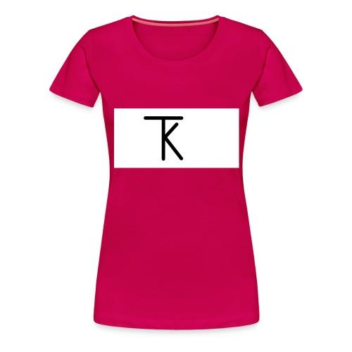 Tk - Naisten premium t-paita