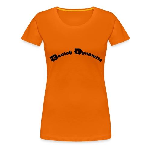 Danish Dynamite - Dame premium T-shirt