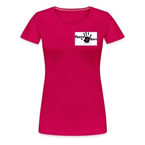 logo 5 jpg - Dame premium T-shirt