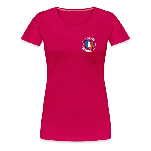 Le Jeu Francais 2 - T-shirt Premium Femme