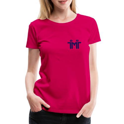 TMT logo beeldmerk - Vrouwen Premium T-shirt