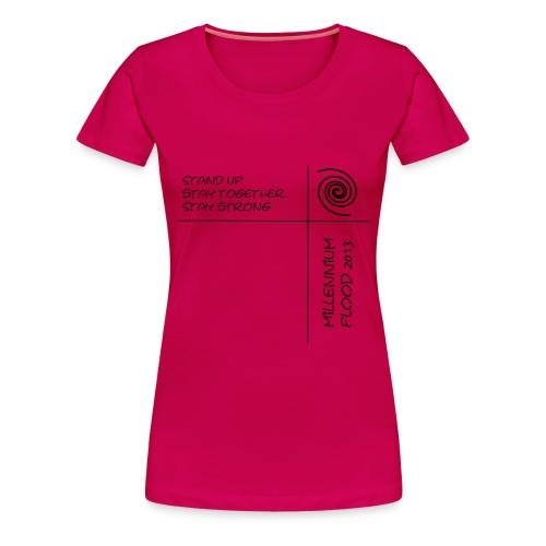 design2 - Frauen Premium T-Shirt