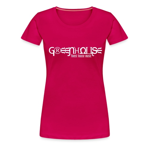 greenhouse - Frauen Premium T-Shirt