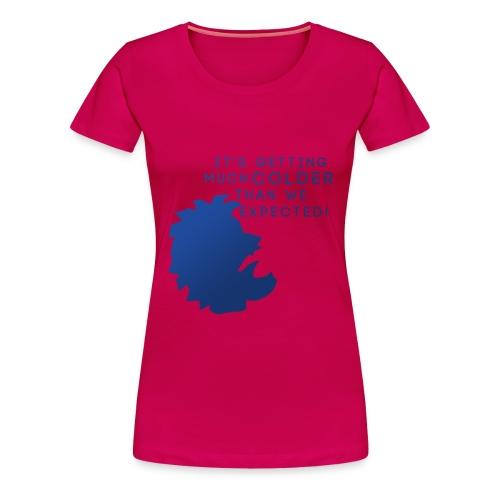 geniatic - Vrouwen Premium T-shirt