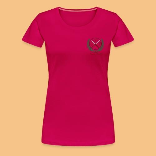 LOGO LES GARÇONS BOUCHERS - T-shirt Premium Femme