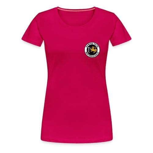onkinawate logo ueberarbeitet - Frauen Premium T-Shirt
