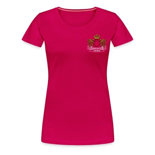 logo kleur PNG - Vrouwen Premium T-shirt