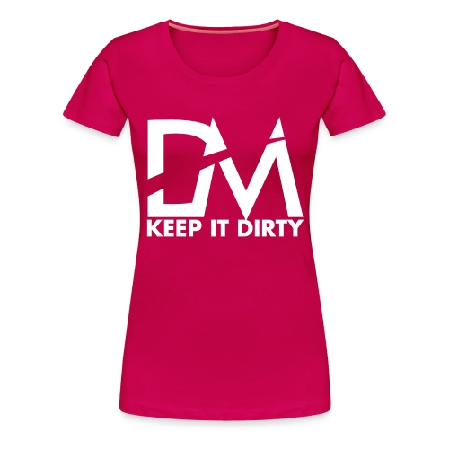 dirtyhat - Women's Premium T-Shirt