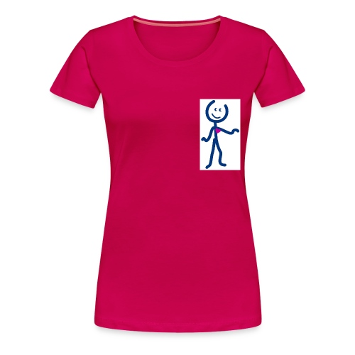 aidy adulte1 jpg - T-shirt Premium Femme
