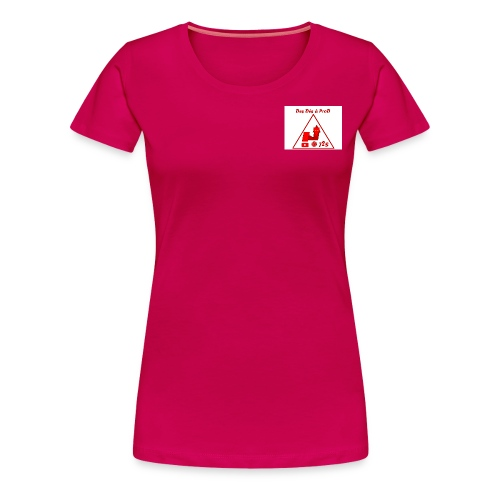Ddaprod logo 2018 - T-shirt Premium Femme