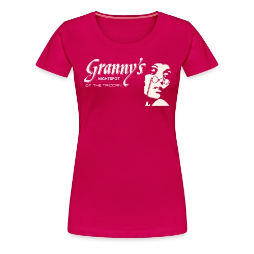 Granny Nightspot - Women's Premium T-Shirt